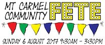 Mt Carmel Fete Coorparoo, Brisbane | Sunday 6 August 2017 | Our Lady of Mount Carmel Primary School