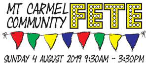 Mt Carmel Fete Coorparoo, Brisbane | Sunday 4 August 2019 | Our Lady of Mount Carmel Primary School